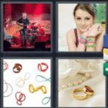 4 Pics 1 Word 4 Letter Answer band 2
