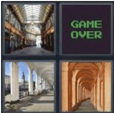 4 Pics 1 Word 6 Letter Answer arcade