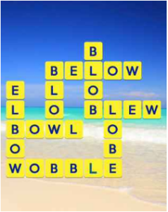 Wordscapes Beach 2 Level 290 answers