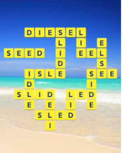 Wordscapes Beach 6 Level 294 answers