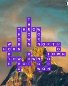 Wordscapes Climb 11 Level 363 answers