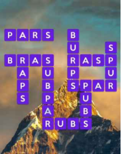 Wordscapes Climb 12 Level 364 answers