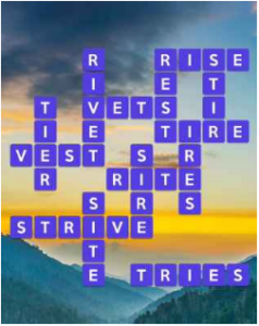 Wordscapes Crest 16 Level 336 answers