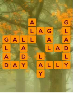 Wordscapes Fall 1 Level 561 answers