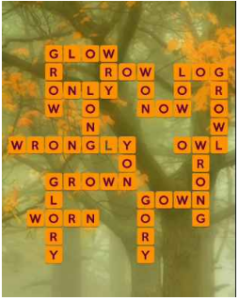 Wordscapes Fall 4 Level 564 answers
