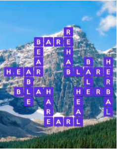 Wordscapes Fjord 14 Level 350 answers