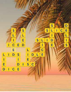 Wordscapes Frond 2 Level 258 answers