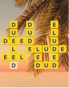 Wordscapes Frond 3 Level 259 answers