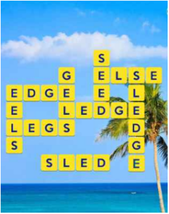 Wordscapes Palm 12 Level 284 answers