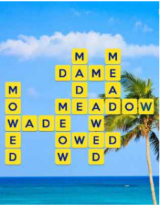 Wordscapes Palm 2 Level 274 answers