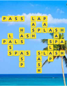 Wordscapes Palm 5 Level 277 answers