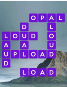 Wordscapes Scale 6 Level 374 answers