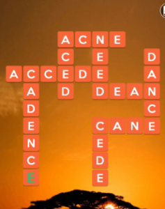 Wordscapes Sierra 14 Level 766 answers