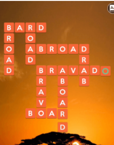 Wordscapes Sierra 7 Level 759 answers
