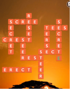 Wordscapes Sierra 8 Level 760 answers