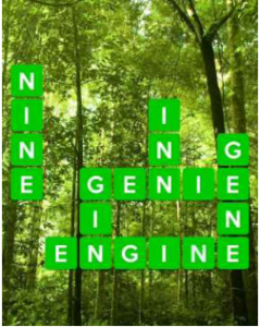 Wordscapes Vine 3 Level 643 answers