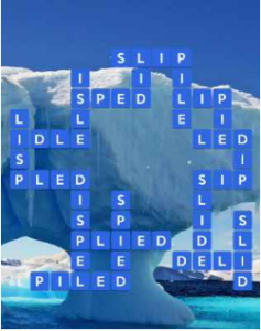 Wordscapes White 12 Level 460 answers