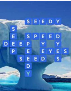 Wordscapes White 6 Level 454 answers