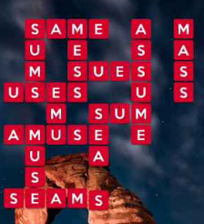 wordscapes arch 4 level 116 answers