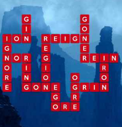 wordscapes cliff 10 level 138 answers