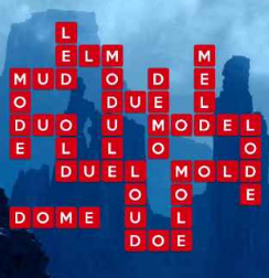 wordscapes cliff 6 level 134 answers