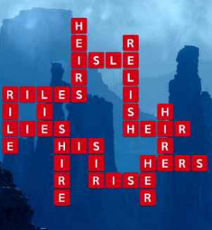 wordscapes cliff 8 level 136 answers