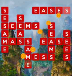wordscapes pillar 14 level 158 answers