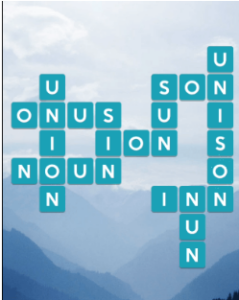 Wordscapes Air 11 Level 1019 answers