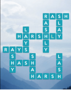 Wordscapes Air 3 Level 1011 answers