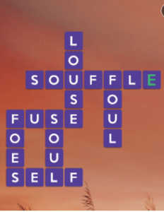 Wordscapes Amber 5 Level 949 answers