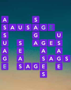 Wordscapes Bask 6 Level 4998 Answers
