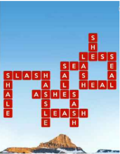 Wordscapes Below 1 Level 1089 answers