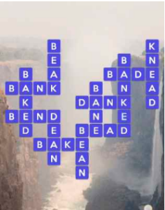 Wordscapes Below 6 Level 3366 answers