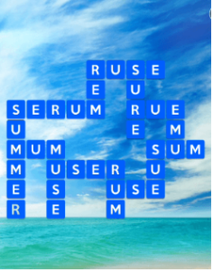 Wordscapes Blue 13 Level 861 answers