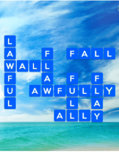 Wordscapes Blue 16 Level 864 answers