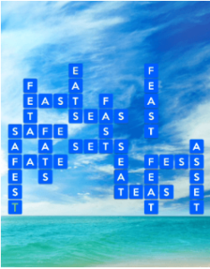 Wordscapes Blue 2 Level 850 answers