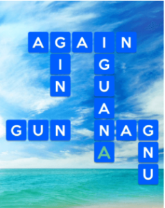 Wordscapes Blue 3 Level 851 answers