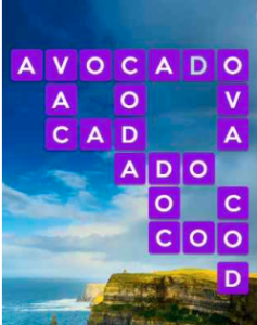 Wordscapes Bluff 11 Level 3435 answers