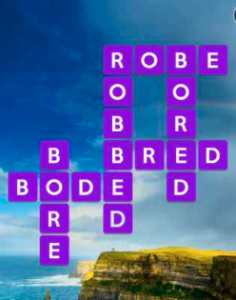 Wordscapes Bluff 13 Level 3437 answers