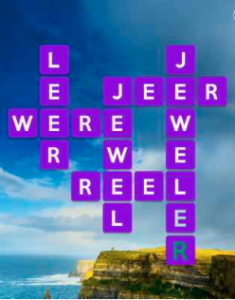 Wordscapes Bluff 6 Level 3430 answers