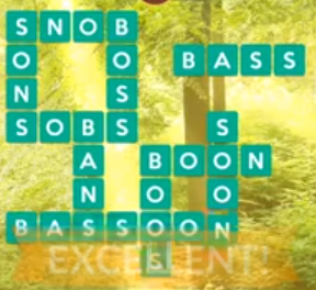 Wordscapes Bright 10 Level 2314 answers