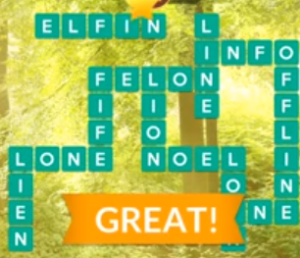 Wordscapes Bright 12 Level 2316 answers