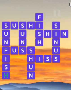 Wordscapes Bright 2 Level 1698 answers