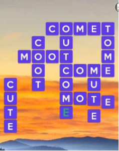 Wordscapes Bright 4 Level 1700 answers