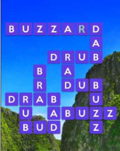Wordscapes Bright 5 Level 1141 answers