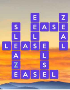 Wordscapes Bright 5 Level 1701 answers
