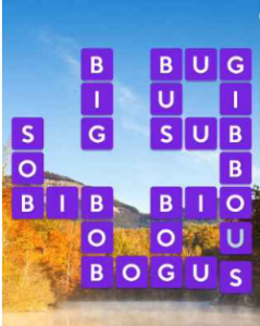 Wordscapes Brood 1 Level 1729 answers