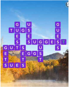 Wordscapes Brood 10 Level 1738 answers