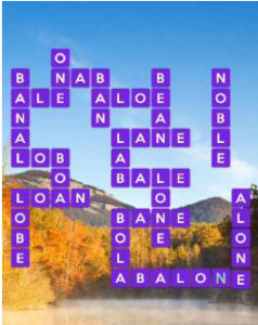 Wordscapes Brood 16 Level 1744 answers
