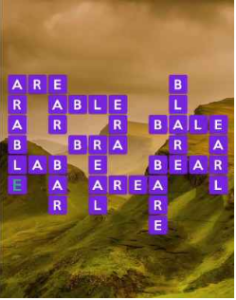 Wordscapes Brood 3 Level 1171 answers